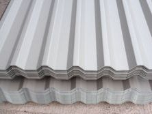 Grey Alkyd Roofing Sheets