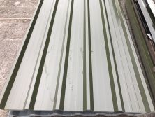 Juniper Green Polyester Coated Roofing Sheets
